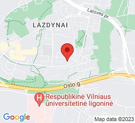 autoGO rental, Architektų g. 19, Vilnius 04112, Lietuva