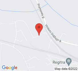 arvis, 3 Pramonės gatvė, Kaišiadorys 56001, Lietuva