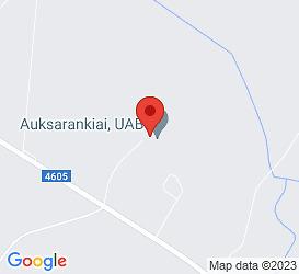 """UAB ,,Auksarankiai"""", Telšių g. 70, Luokės sen., Telšių r. sav., Juciai 88236, Lietuva"""