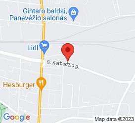 UAB Vairotas, S. Kerbedžio gatvė 19B, Panevėžys 35114, Lietuvos Respublika