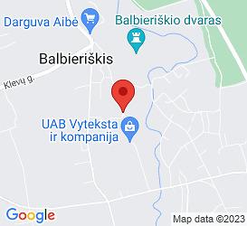 UAB Vyteksta, Parko g., Balbieriškis, Lietuva
