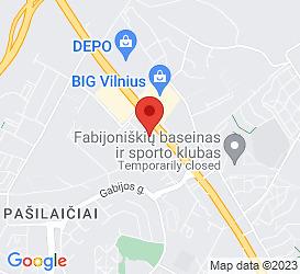 Auto vici, Ukmergės gatvė 300, Vilnius 06146, Lietuvos Respublika