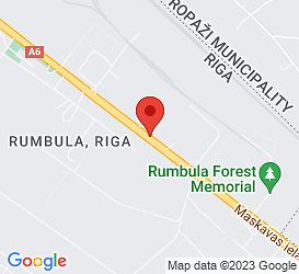 SIA Baltijas Realizācijas Centrs, Maskavas iela 463, Ryga, LV-1063, Latvija